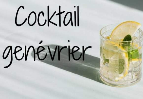 """Cocktail """"Point G"""""""